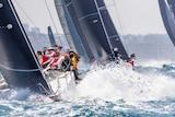 Ichi Ban crew in Sydney to Hobart