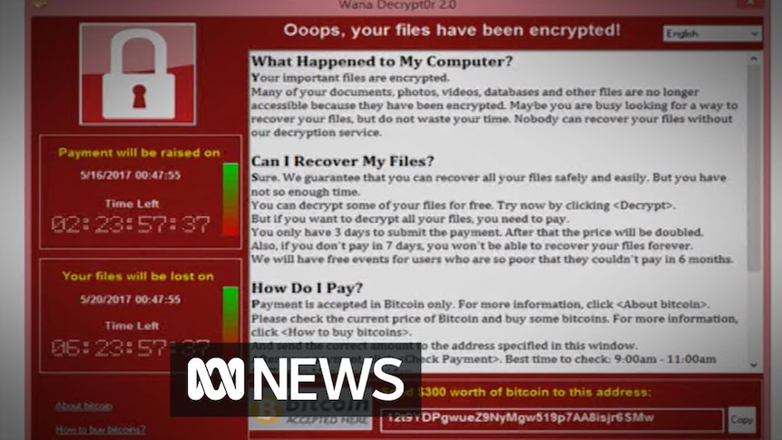 Have you been hit by ransomware?