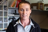 Deb Alker, licensee of the Tathra Post Office.