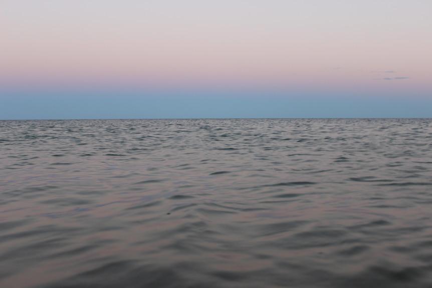 Sunset shot of Exmouth GUlf
