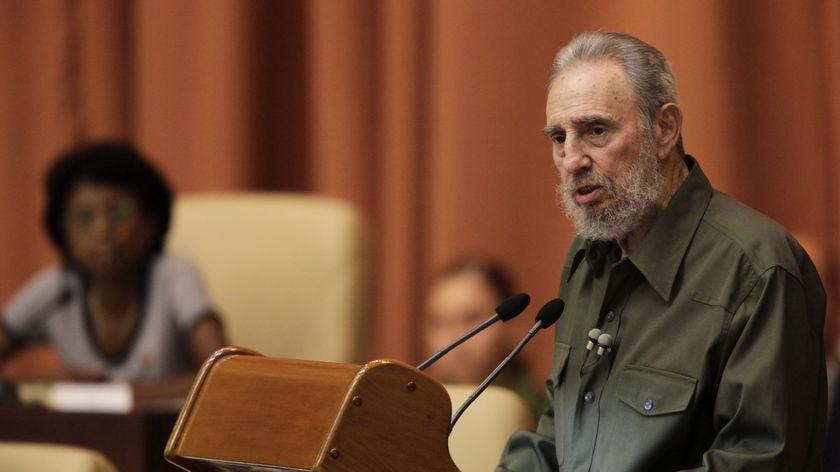 Fidel Castro ruled Cuba for 49 years. (Photo: Reuters/Enrique De La Osa)