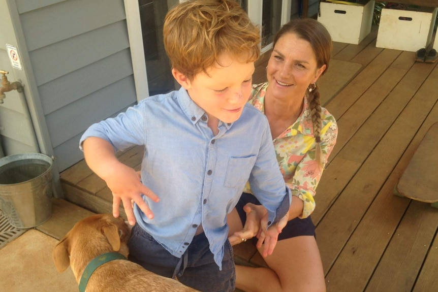 Hugo lives with moderate functioning Autism Spectrum Disorder