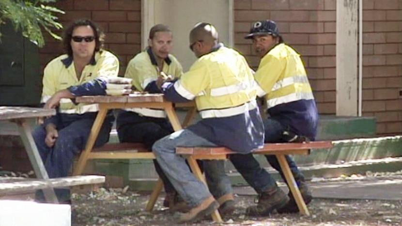 Pilbara mining trainees doing it tough