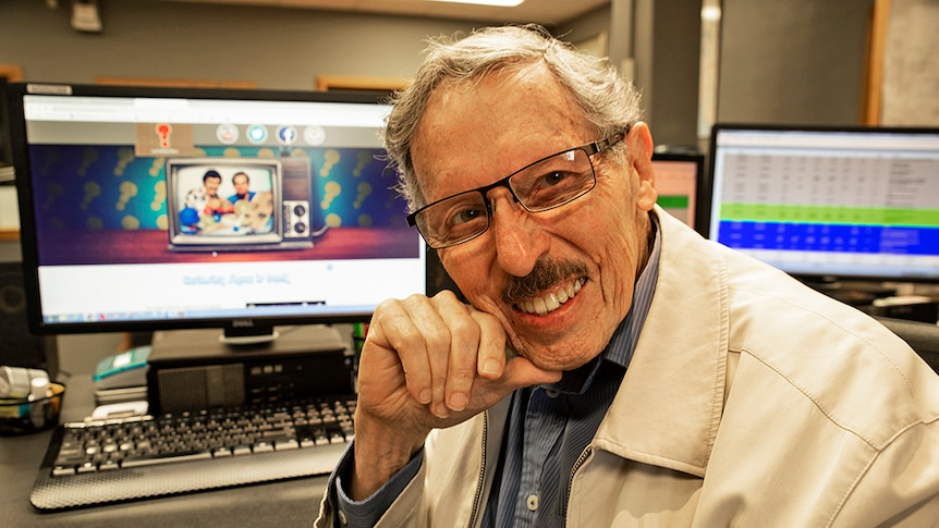 Curiosity Show host Deane Hutton has been posting the show online since 2013
