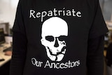 Repatriate our ancestors T-shirt