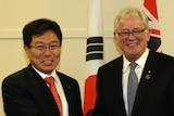 Australia, South Korea reach free trade agreement