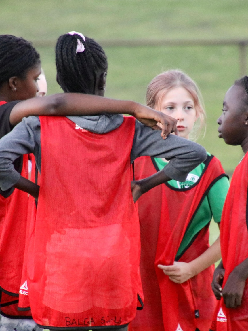 This Perth soccer club is kicking goals with a clever solution to high fees in kids' sport