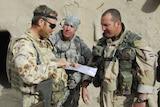 Combined Team Uruzgan: The new multinational force will be led by the US.