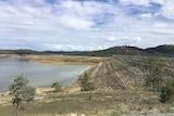 Burrendong Dam: six percent capacity on April 2019