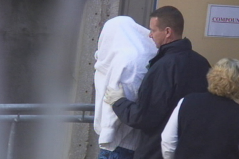 Christopher Mieglich faced court charged with murder