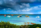Grassy Harbour, King Island