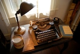 William Faulkner's typewriter