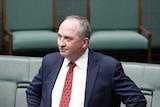 MP Barnaby Joyce
