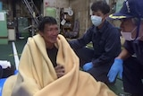 Rescued crew member off Japan coast asks if any others have been found