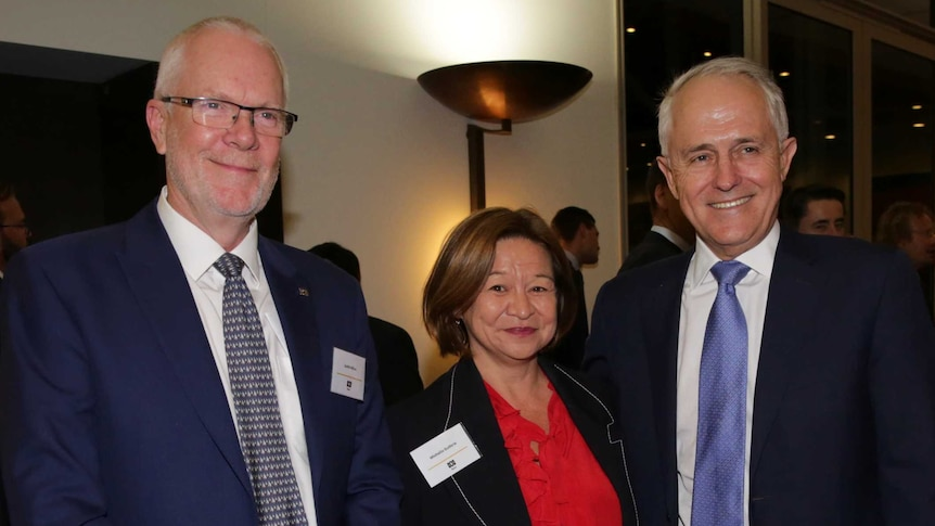 Malcolm Turnbull denies ABC interference