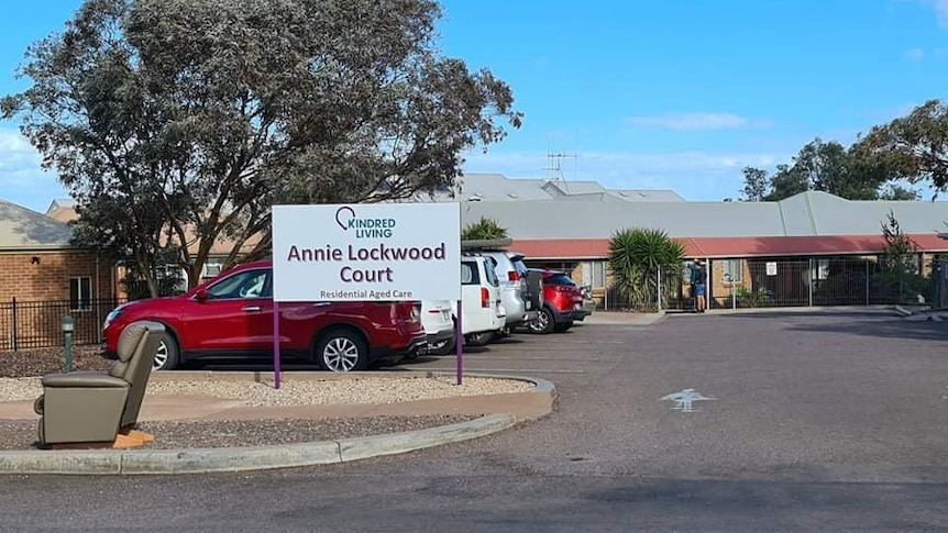 An aged care home in regional South Australia.