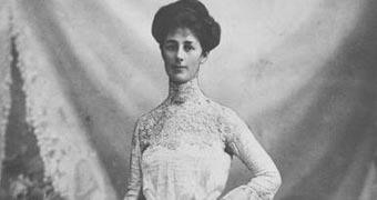 Portrait of Vida Goldstein
