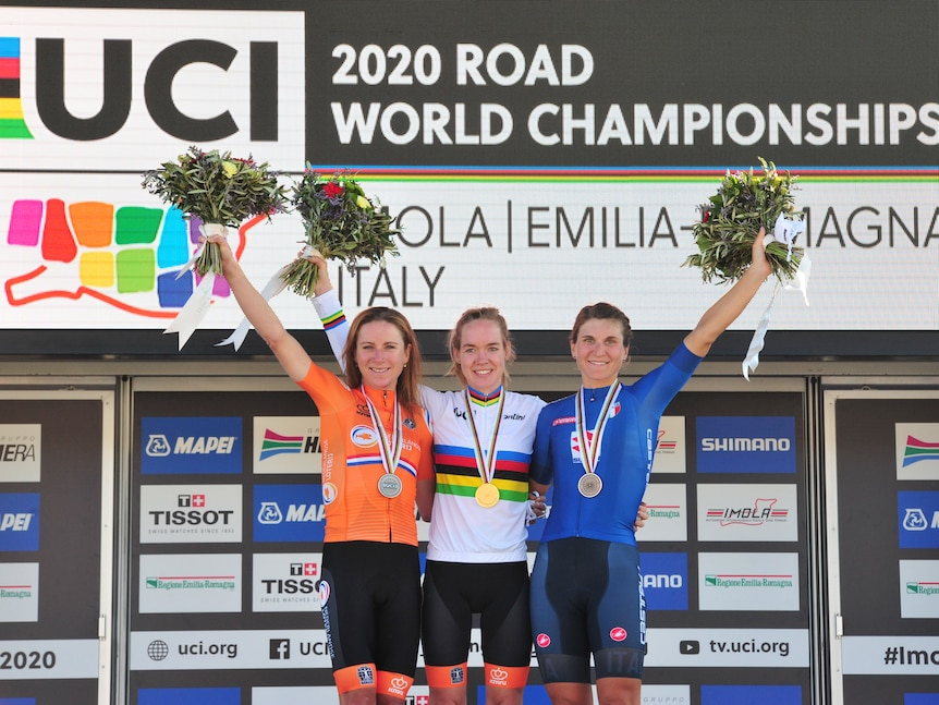 The Tour de France Femmes a 'huge moment' for women's cycling, says Olympic road race champion