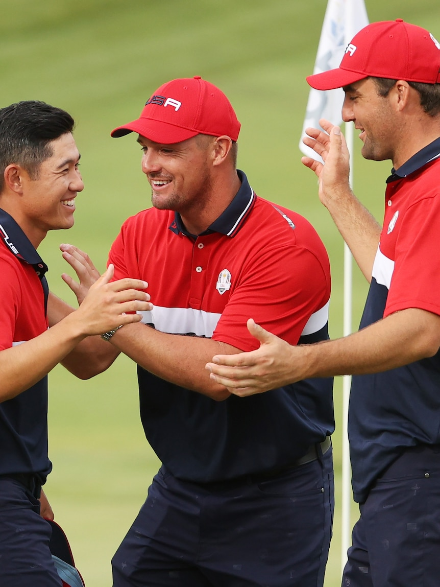 USA regains Ryder Cup, Rory McIlroy in tears after Europe humbled