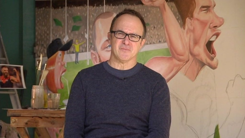 'This whole business that I'm some sort of racist is just made up,' says Mark Knight