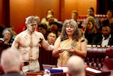Indigenous language legislation is introduced into NSW Parliament.