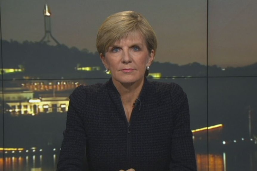Bali 9 duo's execution 'will have consequences' says Julie Bishop