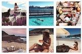 Instagram mash up