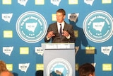 Mike Baird launches Liberal Party's western Sydney campaign