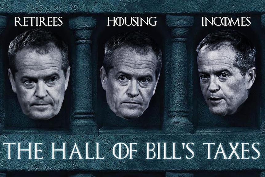 Bill Shorten House of Cards meme