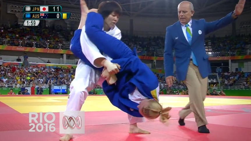 Losses on the mat Opals unbeaten on the court
