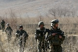 French military in Afghanistan