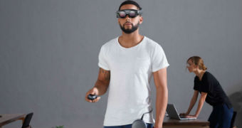 Magic Leap announced that it will release its much anticipated augmented reality headset in 2018.