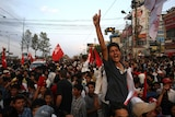 Crowds gather as Nepal votes to abolish monarchy