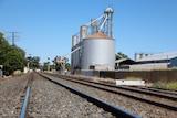 Upgrading rail tracks to improve grain transport in Victoria