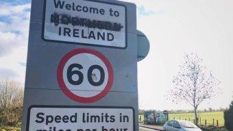 The Irish border issue