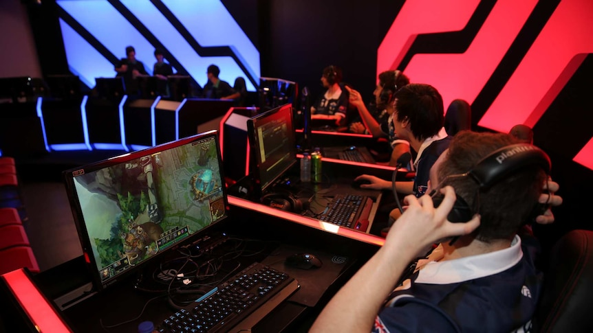 The growing e-ports circuit in Australia is opening opportunities for many players around the country.