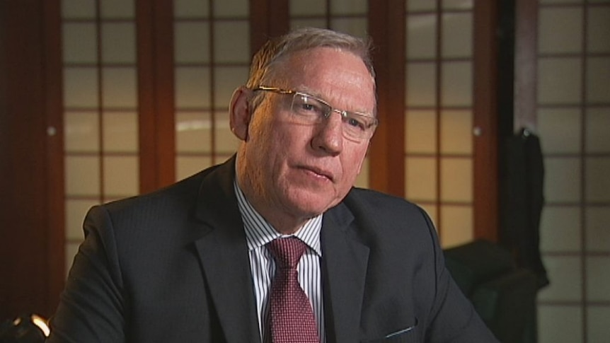 Jeff Seeney speaks about the Abbot Point plans