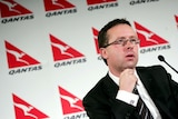 Alan Joyce is a member of the Government's business roundtable on climate change