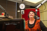 Kelly Higgins-Devine is one of the many female voices on 612 ABC Brisbane.