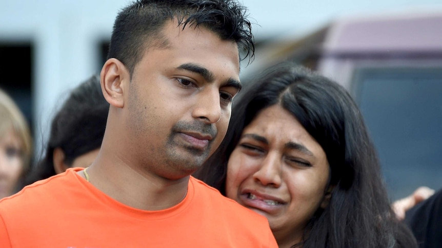 Tearful families speak on eve of executions (Photo by AAP)