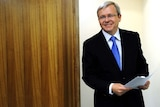 Kevin Rudd will join Julia Gillard on the campaign trail this weekend.