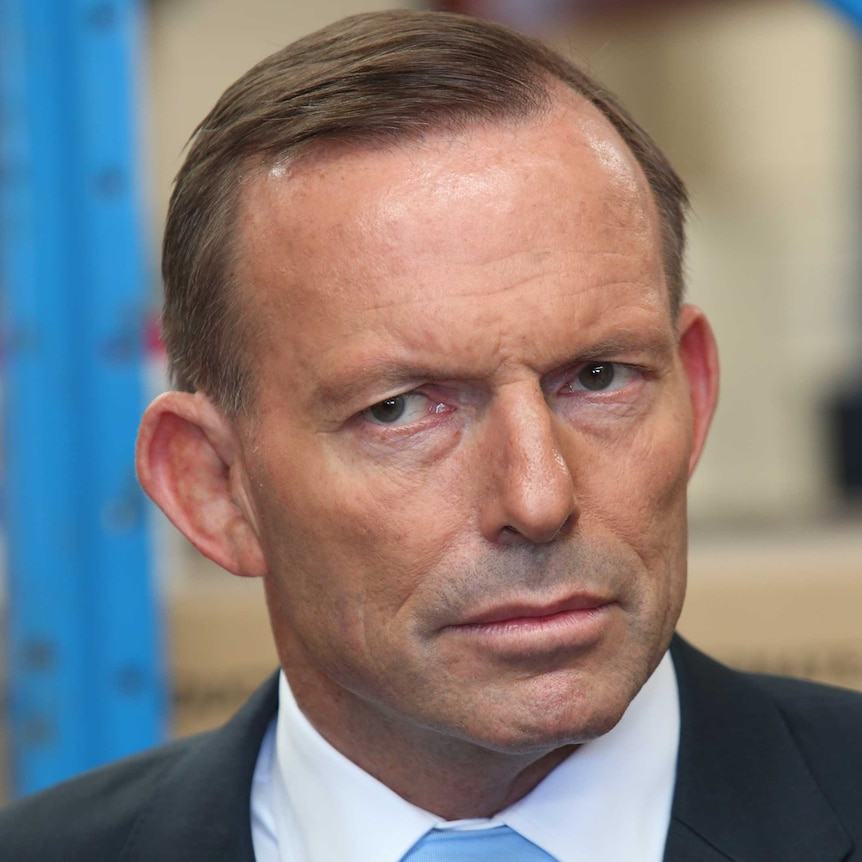Tony Abbott will be a thorn in his party's side if it tries to move away from his legacy.