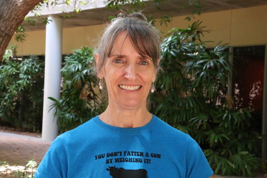 Researcher Alison Stewart