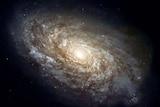 The spiral galaxy NGC 4414
