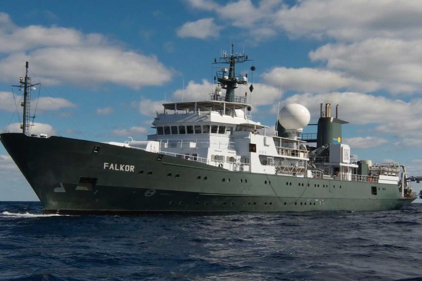 Research vessel RV Falkor