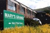 Mary's Grange nursing home at Taroona.