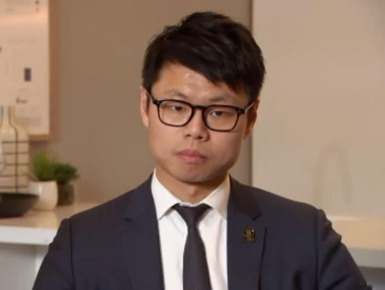 Ricky Chen, sales and marketing director CBD Development