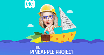 Podcast artwork for The Pineapple Project