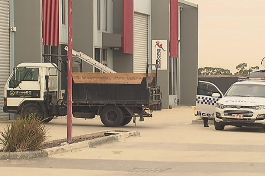 Homicide squad investigates after man's body found at Braeside
