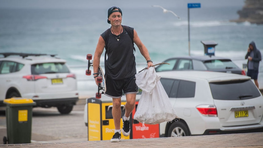 Bin raiders explain why they rummage through rubbish for cash.